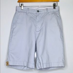 CASUALS x ROUND TREE & YORKE • Chino Grey Shorts